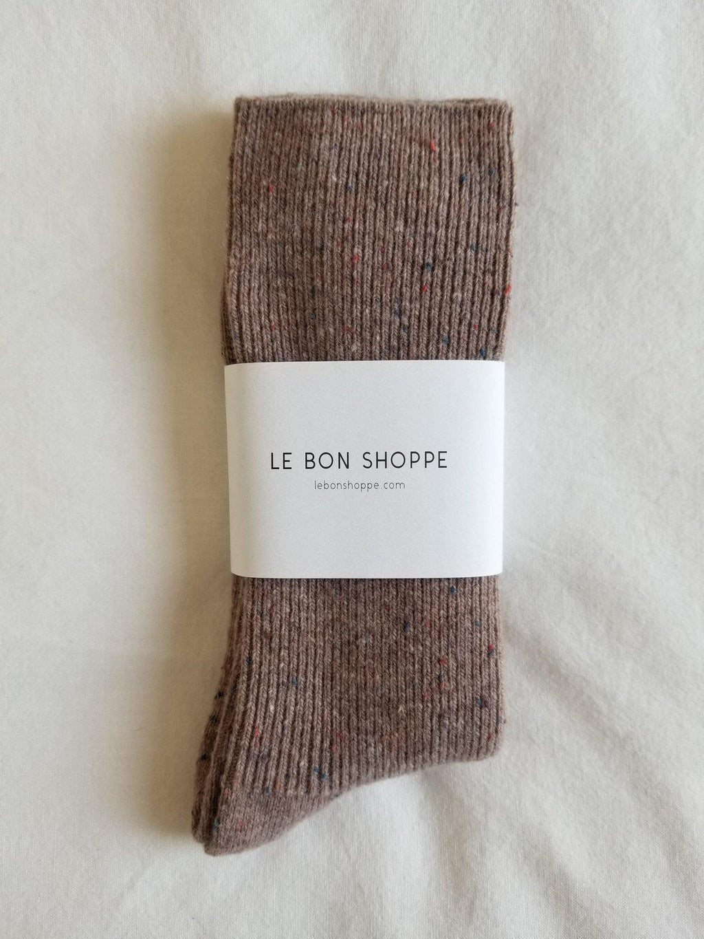 Le Bon Shoppe Snow Socks - Mauve - Vincent Park