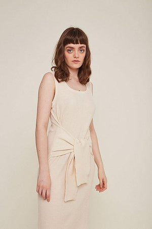 Rita Row Gabriela Dress - Cream