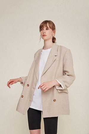 Rita Row Martia Blazer - Natural