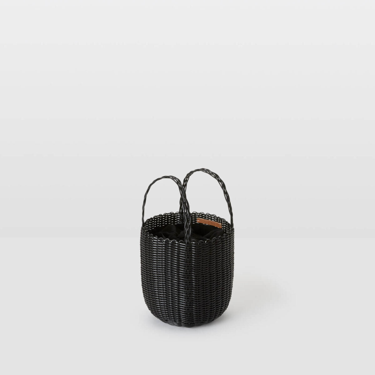 Palorosa Small Bucket Bag - Black