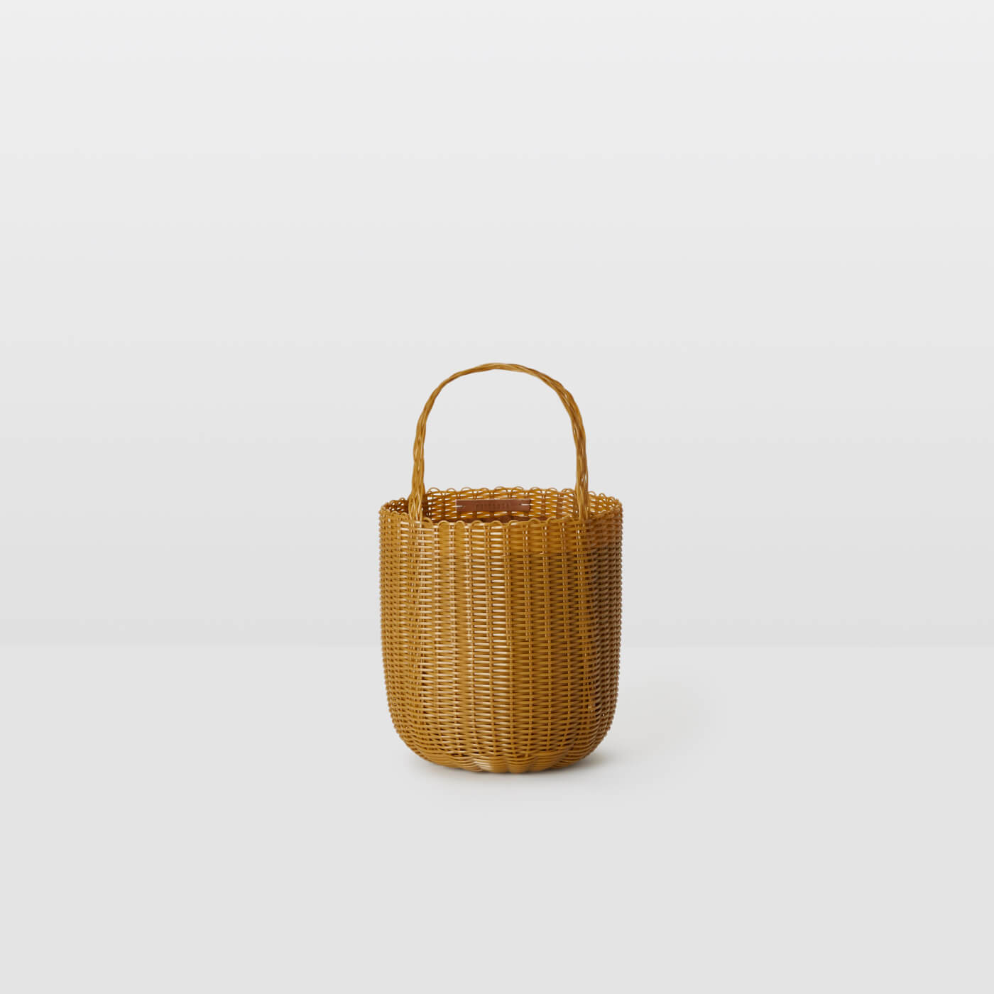 Palorosa Small Bucket Bag - Tobacco