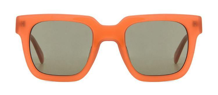 Carla Colour Jarvus Sunglasses - Cardinal