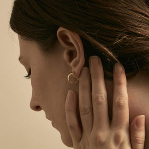 Maslo Jewelry Mini Hoop Earrings