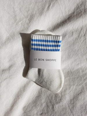 Le Bon Shoppe Girlfriend Sock - Ivory