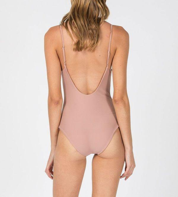 Assembly Label Hanson One Piece - Rose