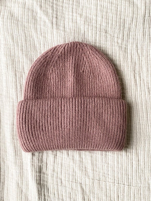 VP Double Fold Cashmere Blend Toque