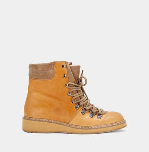 Ivylee Mountain Boot - Natural Tan