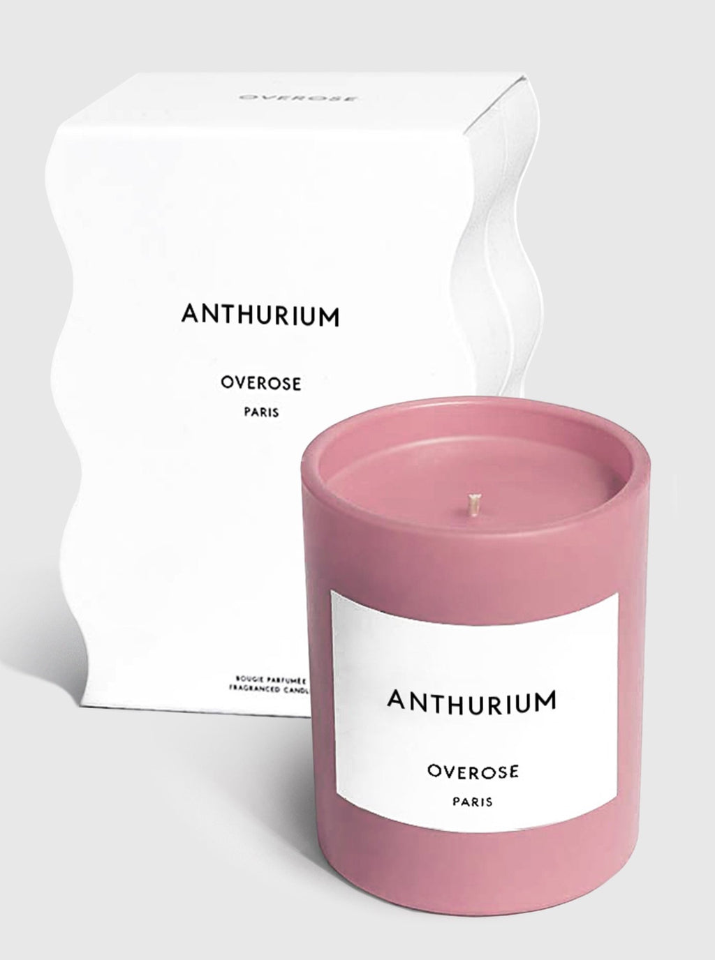 Overose Anthurium Candle
