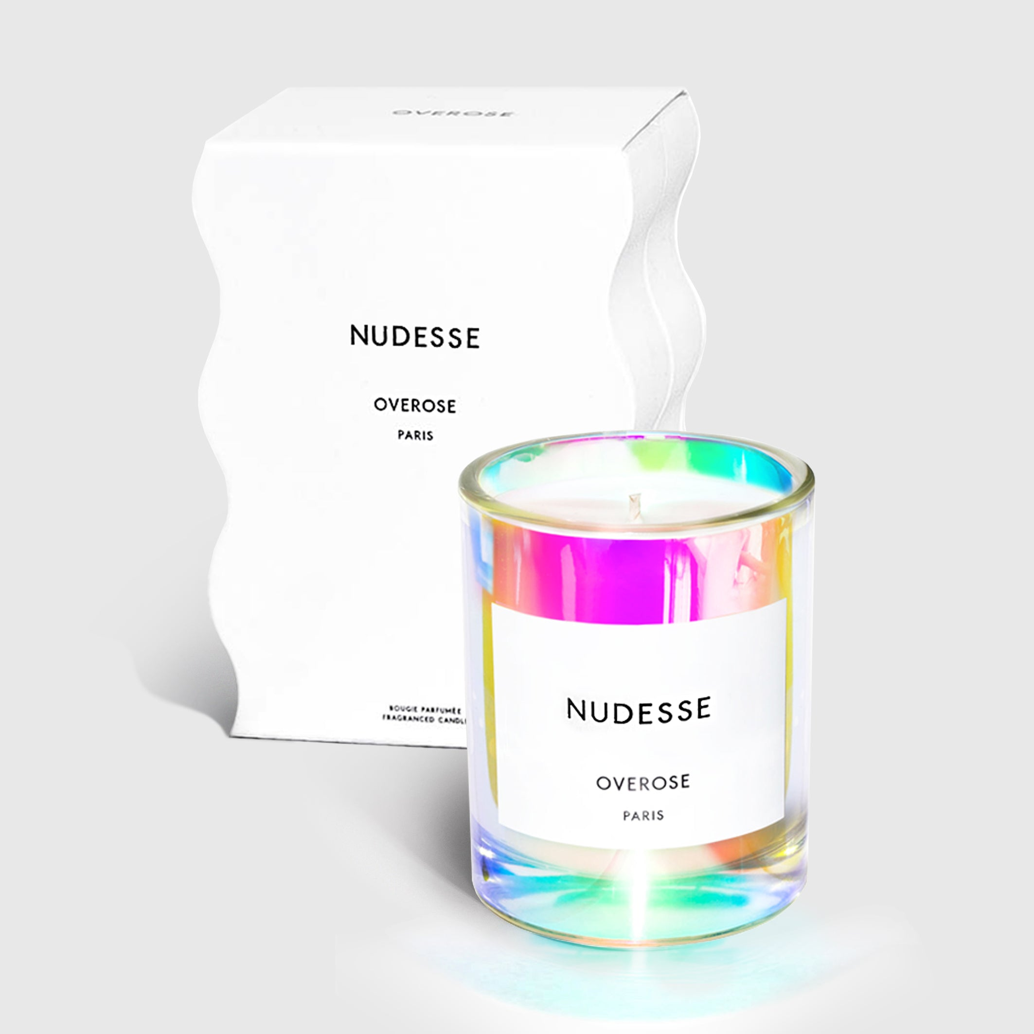 Overose Holographic Nudesse Candle