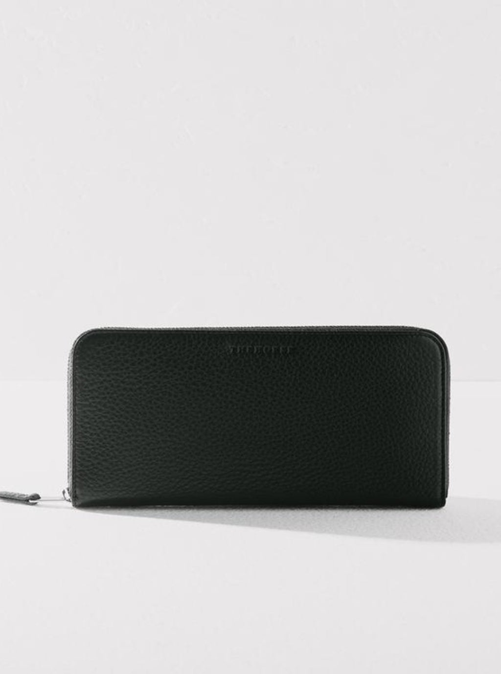 The Horse Slimline Wallet - Black