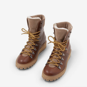 Ivylee Alpine Boot - Brandy