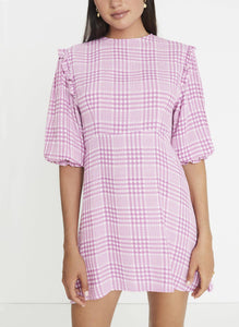 Faithfull Edwina Mini Dress