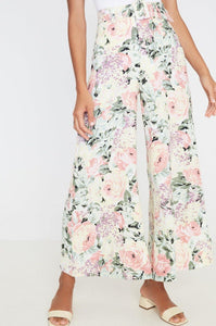 Faithfull Rose Wide Leg Pants