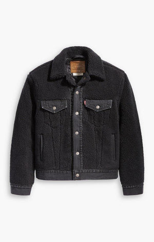 Levi's Ex-Boyfriend Pieced Trucker Jacket - Two Shakes