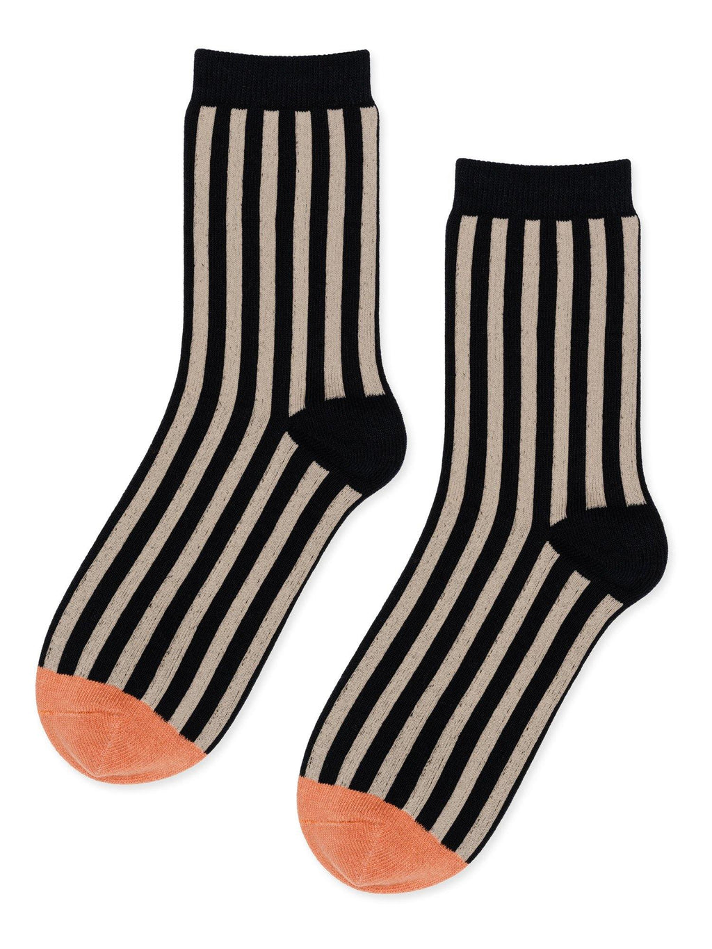 Hansel from Basel Dipped Toes Crew Socks