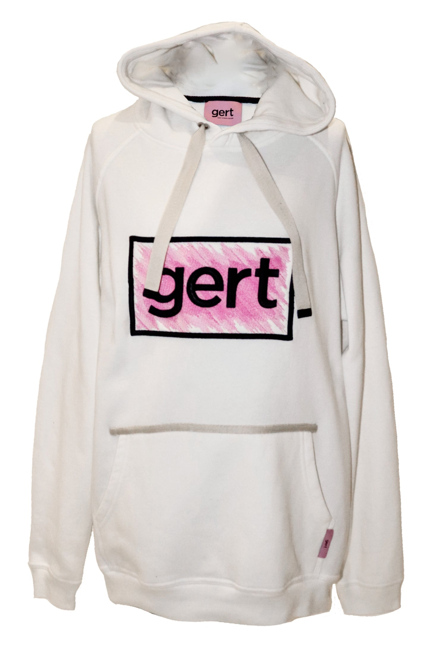 Embroidered gert hoodie (corset sold separately)