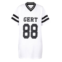 White football t-shirt (Large)