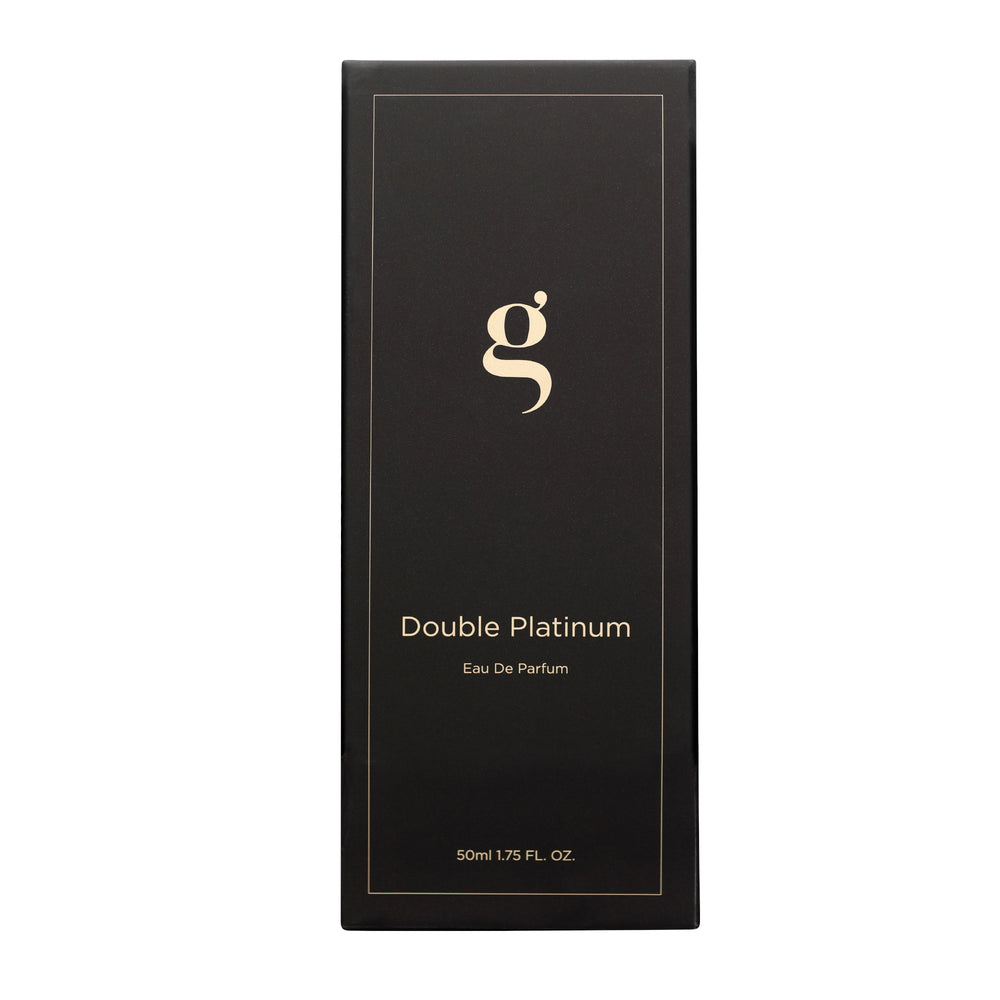 Double Platinum – Eau De Parfum *AVAILABLE NOW*