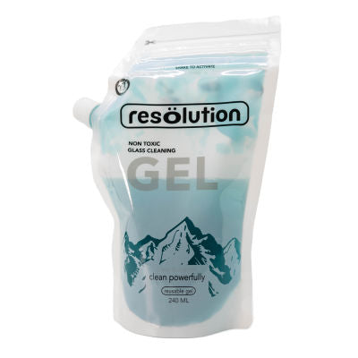 Res Gel - Glass Pipe Cleaning Solution