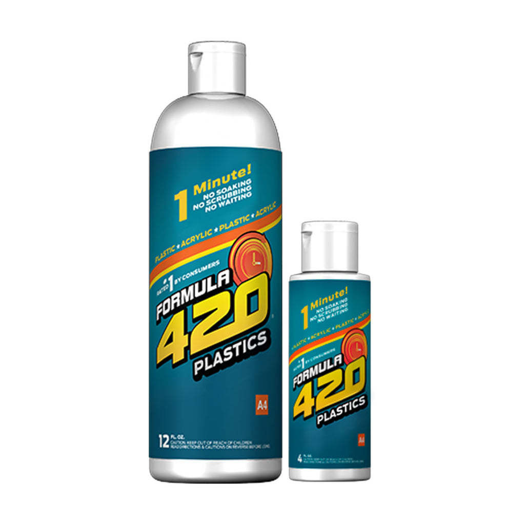 Formula 420 Acrylic and Silicone Cleaner 12oz