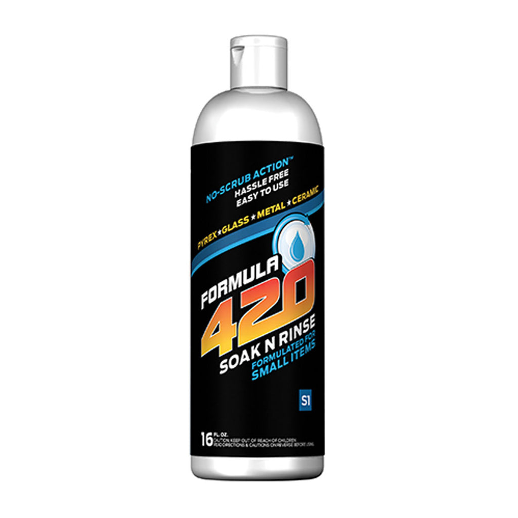Formula 420 Soak N Rinse Glass Cleaner 16 oz