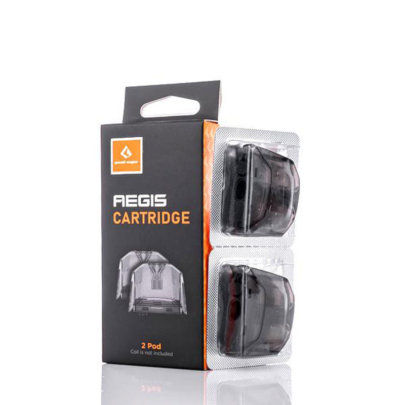 Geek Vape - Aegis Pod System Replacement Pod (2-Pack)