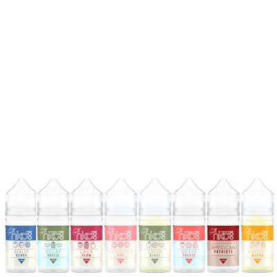 Naked 100 Salts Collection