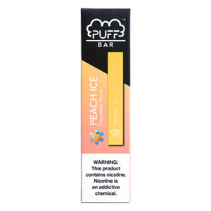 Puff Bar Disposable Device 5%