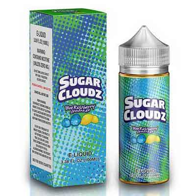 Sugar Cloudz - Blue Raspberry Lemonade
