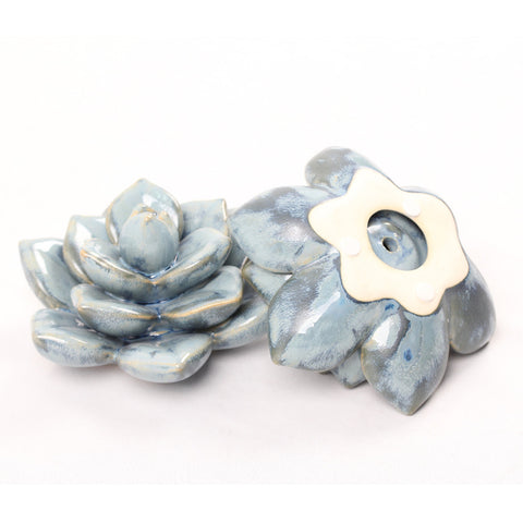 Succulent Inc. - Ceramic Succulent Candle Holder Paper Weight Ornaments - Free shipping and taxes included