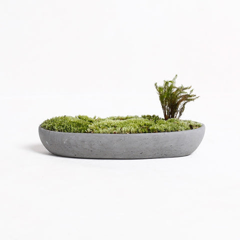 Succulent Inc. - Boat Style Concrete Planter Silicone Mold - Free Shipping and Taxes Included
