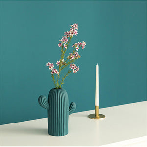 Succulent Inc. - Mid Century Modern Cactus Vase - Free Shipping and Taxes Included