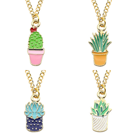 Succulent Inc. - Succulent Necklace - Free Shipping and taxes included