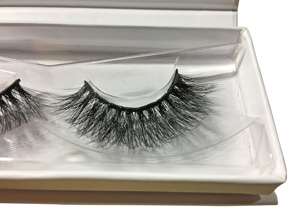 3D625 3D Reusable Premium Mink Strip Lash