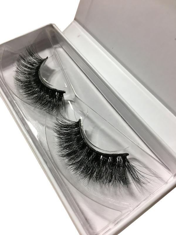 3D627 3D Reusable Premium Mink Strip Lash