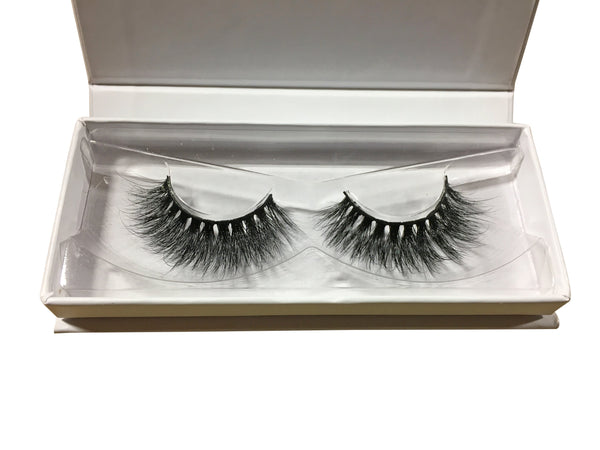 3D620 3D Reusable Premium Mink Strip Lash