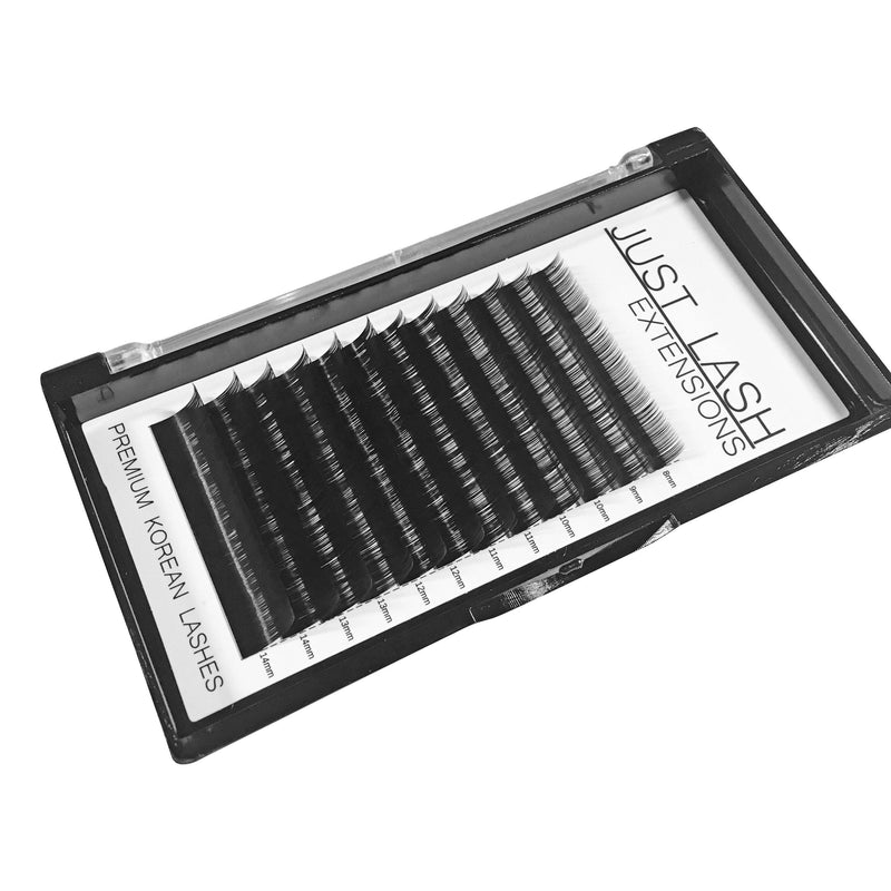 B Curl Premium Single Lash Tray