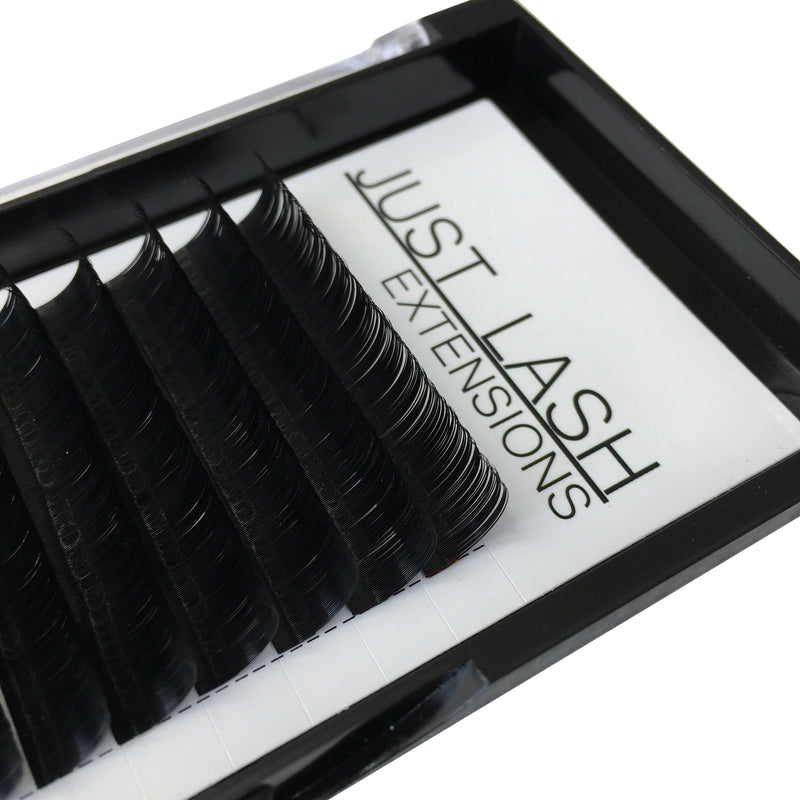CC Curl Premium Single Lash Tray 0.25 Thickness