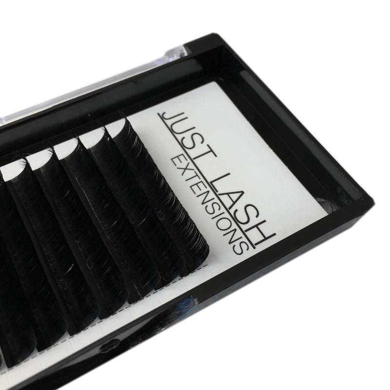 D Curl Premium Single Lash Tray