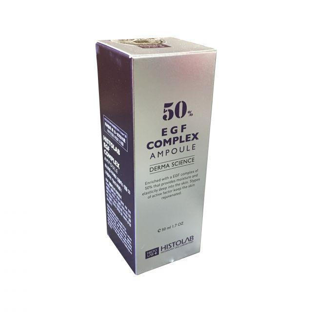 Microneedle Histolab Korea EGF Complex Ampoule 50ml Post Care