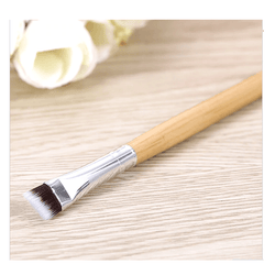 Wood Brow Brush