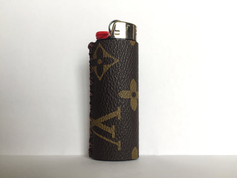 Louis Vuitton Leather Lighter Sleeve