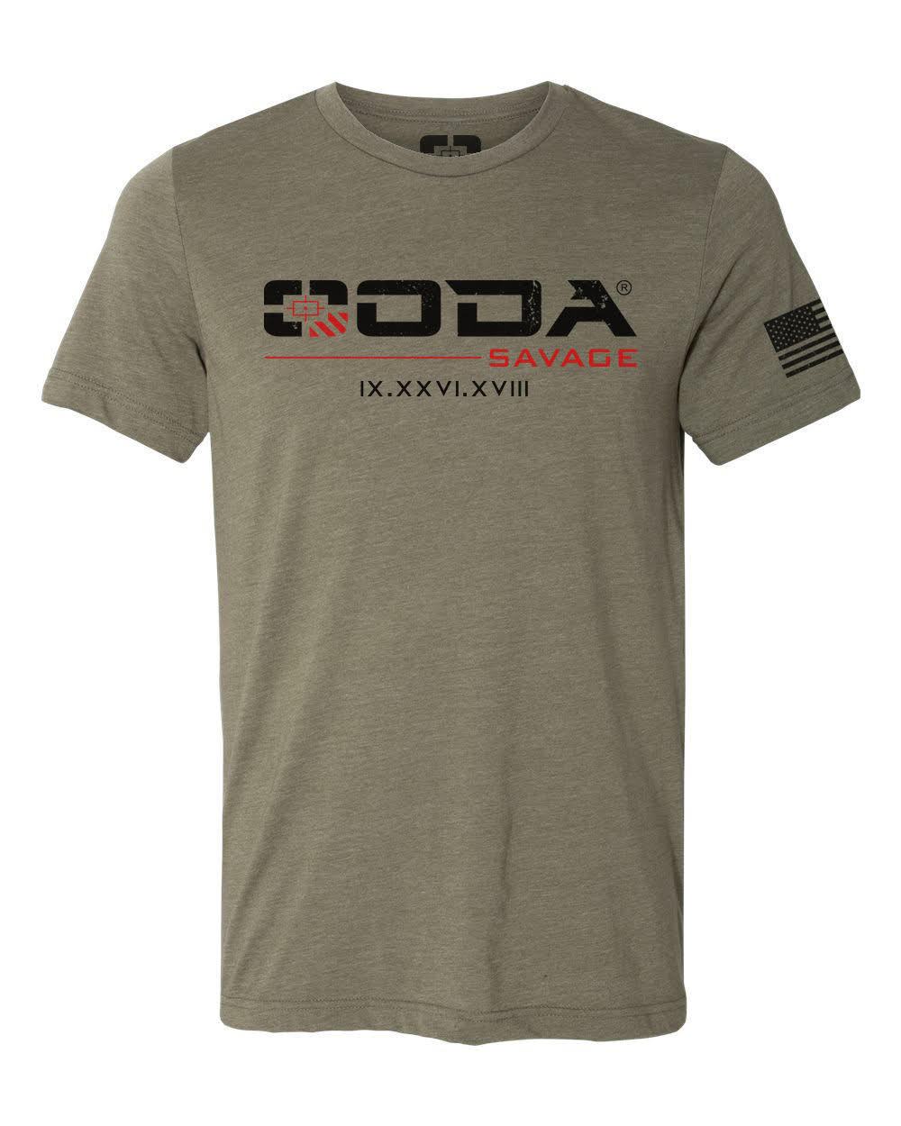 OODA Savage Apparel T-shirt