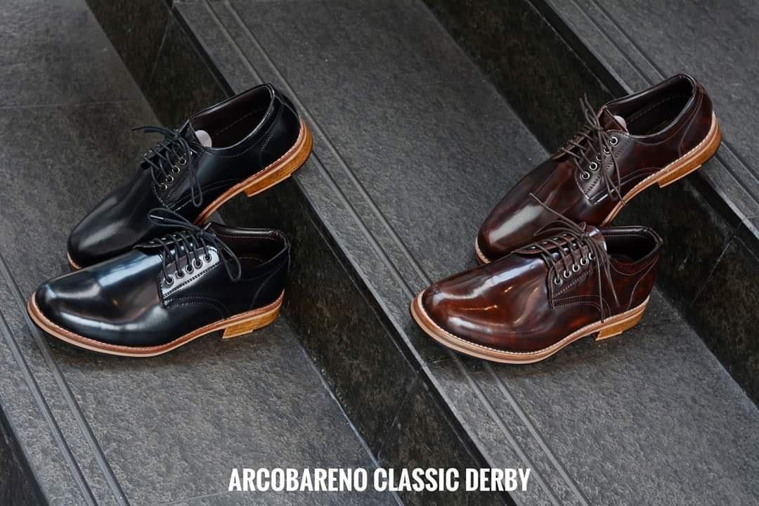 Arcobareno Derby Shoes