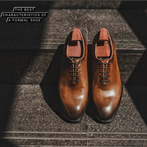 502-3 New Arrival Oxfords WholeCut Patina Paint