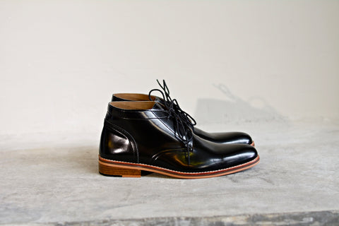 446 Derby Hi-Cut Black