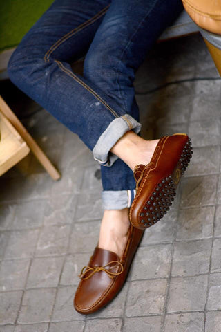 801 Driving Tassel Loafer Barong