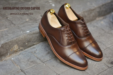 502-1 Oxford Mocha Painted