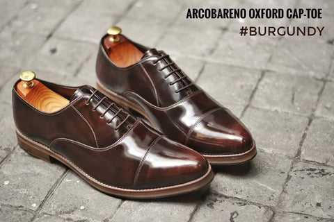 502-1 Oxford Burgundy