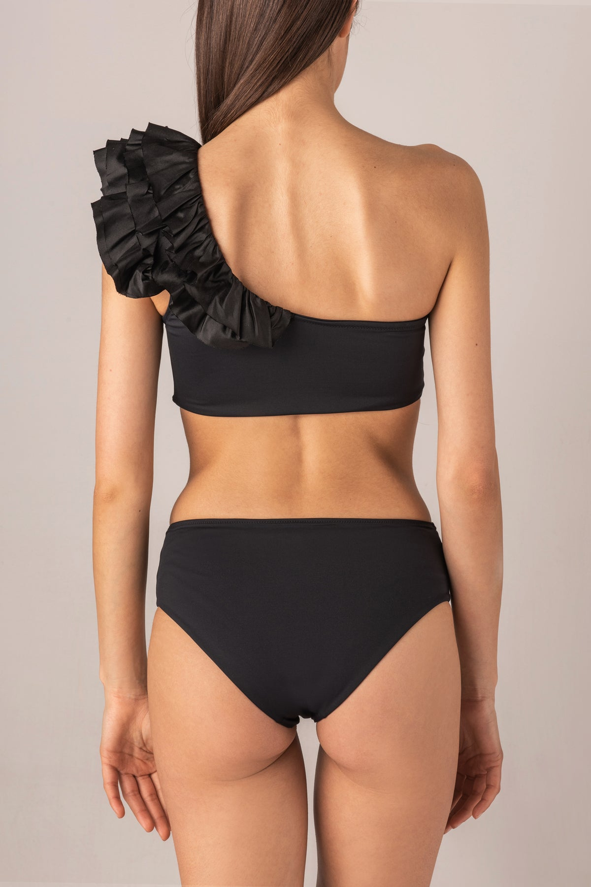 One-Shoulder Bikini